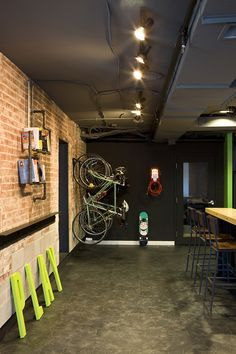 NClud office by Wingate Hughes Architects, Washington D.C. office