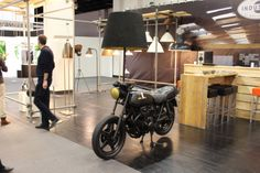 Industria at imm cologne 2014