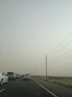 Where is the sky. All dust #arizona