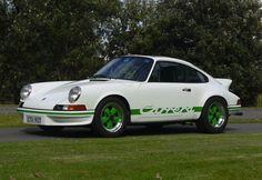 1973 porsche 911 rs   1973 Porsche 911 Carrera RS 2.7 backdate
