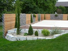 Bauma-Stone - Garden Design - Amblève - Belgique - Pergone