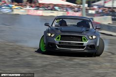 Vaughn Gittin Jr's Spec 5 Mustang RTR.... brought to you by the #SpeedHunters....