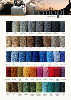 Lettlopi - Lopi lite - 1707 galaxy - Wool Yarn - Icelandic Knitting Yarn - Álafoss.is