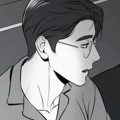 Manga Anime, Manga Boy, Manhwa Manga, Arte Emo, Avatar, Arte Sketchbook, Handsome Anime Guys, Fujoshi, Aesthetic Anime