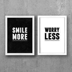 Para a segunda ser feita de mais sorrisos e menos preocupações! :D