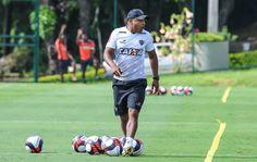 """Após cumprir tabela no Mineiro, Galo pode ter oito """"decisões"""" em um mês #globoesporte"""