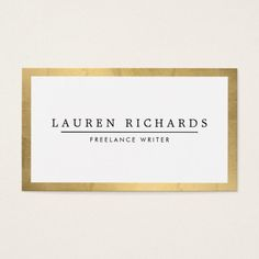 252 best carpet cleaning business cards images on pinterest in 2018 professional luxe faux gold and white business card colourmoves