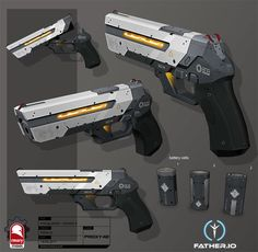 571 Best Sci Fi Weapons Images In 2018 Firearms Sci Fi Weapons