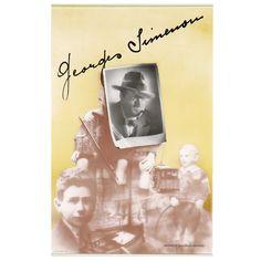 MARGOTTON. Georges Simenon. Offset Galleries, Auction, Polaroid Film, Movie Posters, Art, Art Background, Film Poster, Kunst, Performing Arts