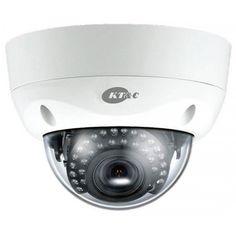 KPC-VNS302NUV10 750TVL Vandal Proof Night Vision Dome Camera