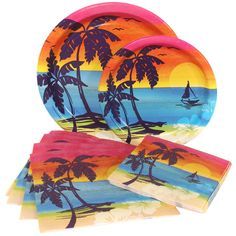 Aloha Summer Express Party Package for 8