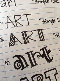 ART by denisedaysmith, via Flickr