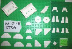 #STARWARS #LEGOSTARWARS #TANTIVEIV LEGO set 10198 47457 6222 45411 6239 51739 30503 43722 48183 2419 41770 41769  #LEGO