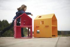 Domek dla Lalek // Trzy Myszy
