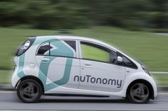 Singapore's Driverless Taxi- A Frontrunner Driving Innovation