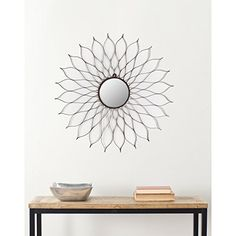 Safavieh Home Collection Antique Flower Mirror Black ** This is an Amazon Affiliate link. Be sure to check out this awesome product.