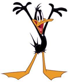 Daffy Duck - The Looney Tunes Show Male Cartoon Characters, Walt Disney Characters, Looney Tunes Characters, Vintage Cartoons, Old Cartoons, Classic Cartoons, Daffy Duck, Foghorn Leghorn, Tex Avery