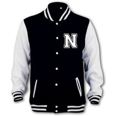 Bang Tidy Clothing Unisex-Adult Niall Horan Fan Jacket ($58) ❤ liked on Polyvore featuring outerwear, jackets, one direction, casacos, shirts, unisex jackets and black jacket