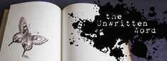 TheRockInkChick blogg: Word left unwritten
