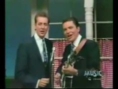 """Flowers On The Wall by Statler Brothers """"smoking cigarettes and watching Captain Kangaroo..."""""""