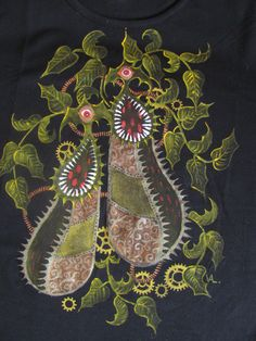 Original hand-painted T-shirt