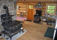 log cabin appalachia - Google Search