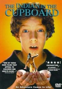 The Indian in the Cupboard: The Movie Poster