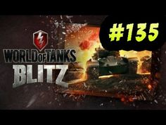 Let's play по World of Tanks Blitz №135