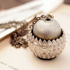 Truly exquisite statement typewriter necklace made of IBM Selectric typeball. You will never see anything like it. It may be just the best piece of jewellery for the writer in your life. #typewriter #typewriterjewellery #ibmselectric #ibmtypewriters #typeball #necklace #eccentricjewelry #uniquenecklaces