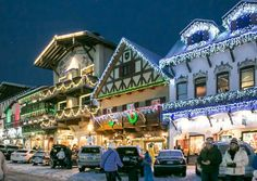 My favorite Washington Christmas lighting ceremony.. Leavenworth WA & Leavenworth WA Christmas lighting | Leavenworth washington ... azcodes.com