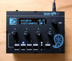 MATRIXSYNTH: Mutable Instruments Shruthi, MINT, Mission Analog Filter