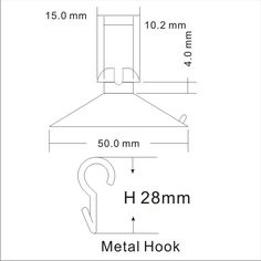 Technical_drawing_large_suction_cup_with_metal_hooks