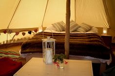 Glamping in Cornwall