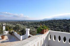Puglia: Masseria near Ostuni