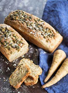 Parsnip bread - Palsternakkavuokaleivät, resepti – Ruoka.fi
