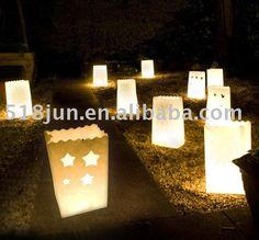 luminaria bolsas de vela de papel bolsa de vela-Artesanías de Papel-Identificación del producto:363417043-spanish.alibaba.com