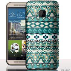 Coque HTC ONE M9 Motif Maya. #Coque #MotifMaya #HTC #M9 #Aztek