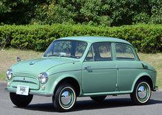トヨタ博物館|三菱 500 A11型 / Mitsubishi 500 Model A11
