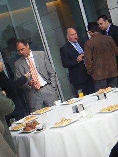 Celebración de la Jornada de clientes en el Hotel Finca Prats.