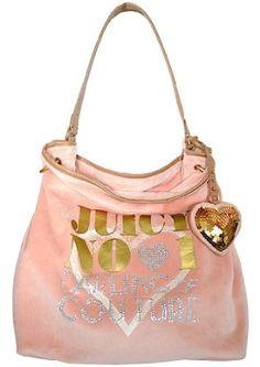 Juicy Couture Damsel Shoulder Bag Handbag Tote $168.00