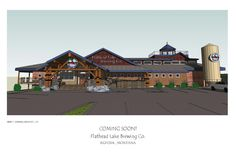New facility to be built in Bigfork, more on Bigfork, see http://flatheadlake.us/communities/
