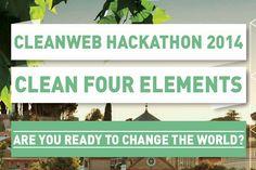 Cleanweb hackaton