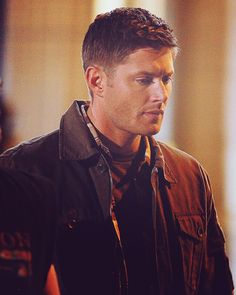 He gets more attractive every day that he is alive. I swear. #SupernaturalCast #JensenAckles #S8