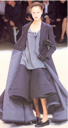 Yohji Yamamoto Spring/Summer 1999