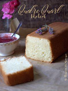 quatre quart breton (pur beurre salé) | Cuisinez avec Djouza Churros, Decadent Cakes, Pound Cake Recipes, Cake Cookies, Vanilla Cake, Eat Cake, Cake Decorating, Sweet Tooth, Food Porn