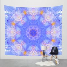 Buy Purple Mandala Wall Tapestry by Lea Marie. Worldwide shipping available at Society6.com. Just one of millions of high quality products available.