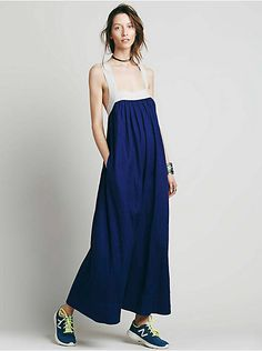 Free People Softly Structured Maxi, $168.00