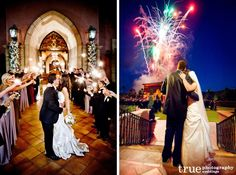 Happy Fourth of July! | A Wedding Night with Fireworks and Sparklers / just added