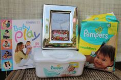 Probably Crafting...: When a baby is born, a Mother is born - Pampers Giveaway ($100 Value)