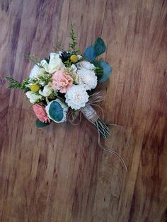 Hey, I found this really awesome Etsy listing at https://www.etsy.com/listing/204195830/wedding-bouquet-sola-wood-succulent